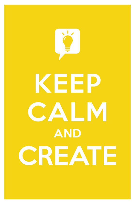 keep calm and create Manish Mansinh