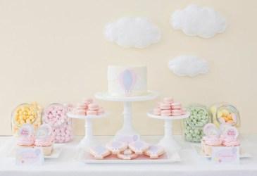 Inspiración: Nubes y tonos pastel