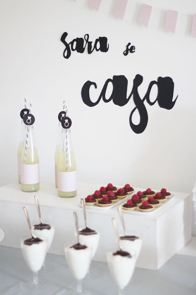 decoración despedida de soltera y mesa de dulces (7)