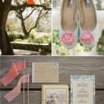 Inspiración: Una boda en una granja de caballos