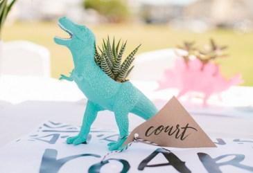 Inspiración: Fiesta de dinosaurios