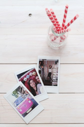 Sorteo Instax Mini 8 Nice Party
