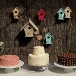 El día de la boda: Mesa de tartas
