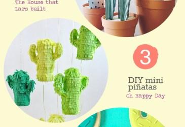 Ideas para tu Cactus Party