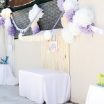 Nice Party: La comunión lila de Adriana