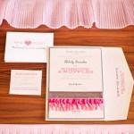 Inspiración: Un baby shower rosa