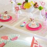 Fiestas infantiles: Cumpleaños a todo color