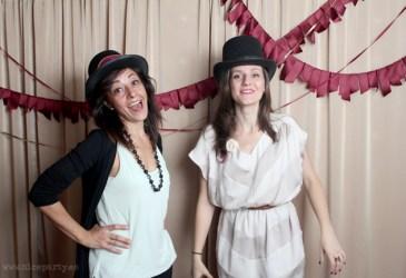 Nice Party en la Wedding Fashion Night: El photocall