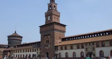 Nice place 94 – Castello Sforzesco (Milano)