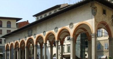 Loggia del Pesce (Florence)