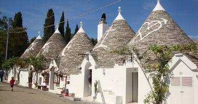 Nice place 99 – Alberobello's Trulli (Bari)