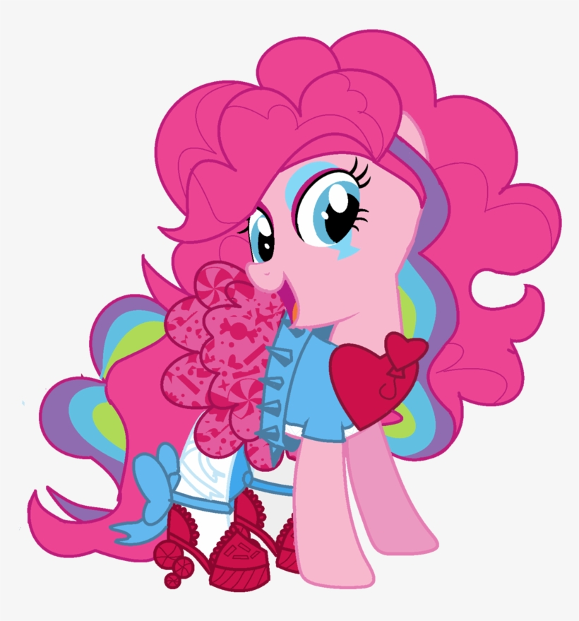 Fanmade Young Pinkie Pie Mlp Rainbow Rocks Ponies Transparent Png 894x894 Free Download On Nicepng