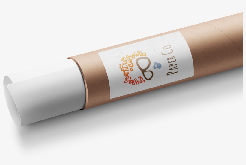 Free paper tube packaging mockup psd template: Paper Tube Mockup Transparent Png 4000x3000 Free Download On Nicepng