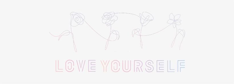 Download Bts Loveyourself Flower Her Btssticker - Bts Love Yourself ...