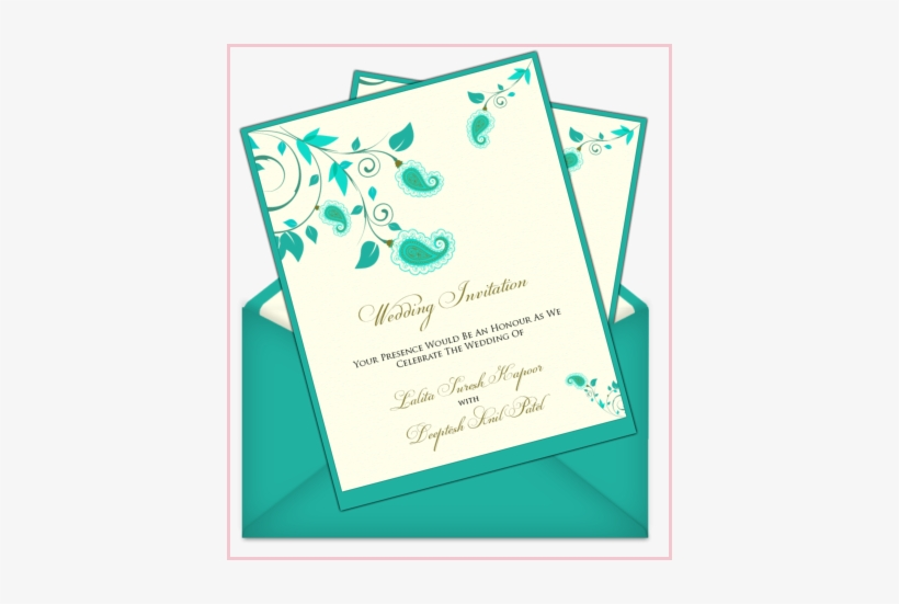 easy wedding invitations simple
