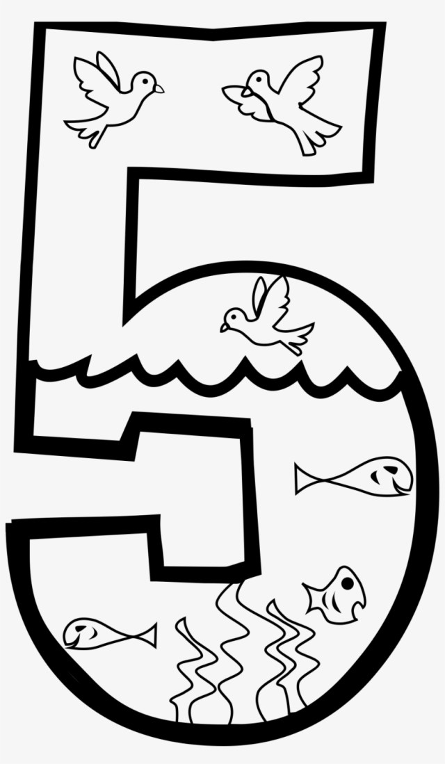 Clipart Creation Day 225 Coloring Page - Creation Day 225 Coloring