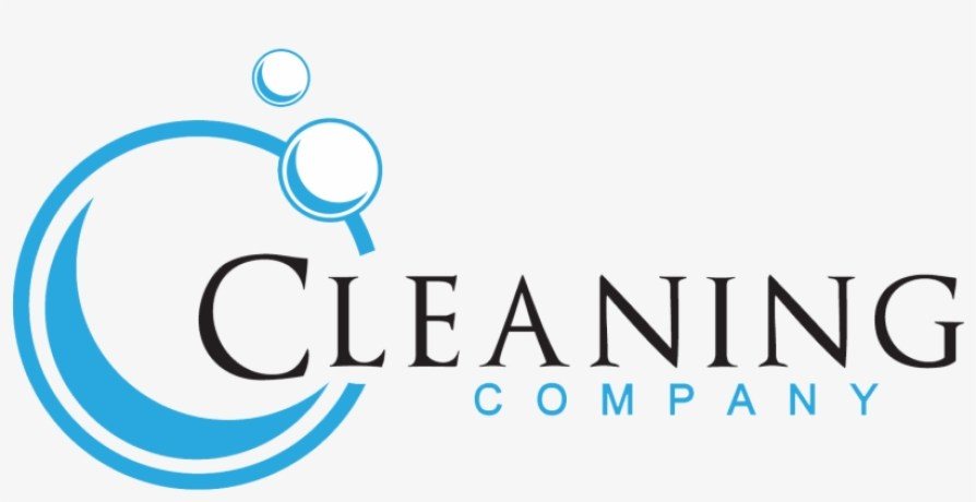Logo - Cleaning Company Logo Transparent PNG - 1587x781 - Free Download on NicePNG