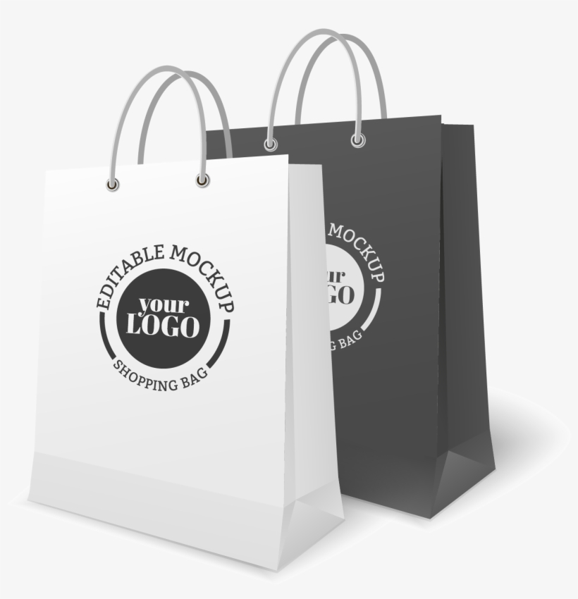 Isolated empty plastic bags in png bubble wrinkle alu chrome foil wrap mockup bag lock zip. Bag Shopping Transprent Paper Bag Mockup Png Transparent Png 1541x1482 Free Download On Nicepng
