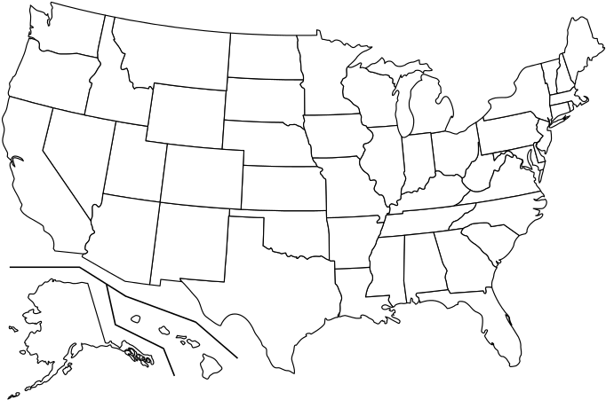 Here are 12 conflict resolution tips to consider. Download Hd R Transparent Us States Map High Resolution Blank Us Map Transparent Png Image Nicepng Com