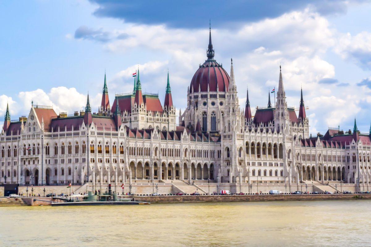 VLOG-008 Budapest Big Bus Tour