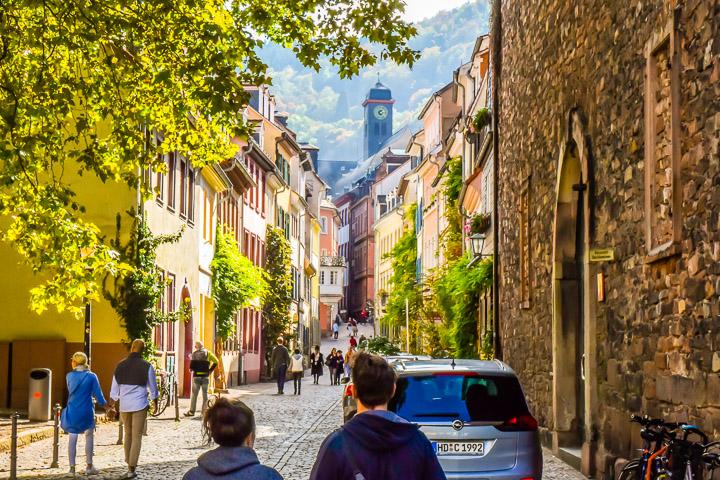 Heidelberg Old Town Tour