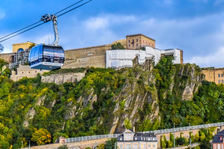 VLOG-027 Koblenz Fortress