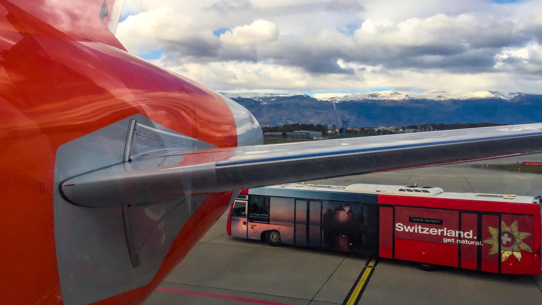 Geneva to Paris