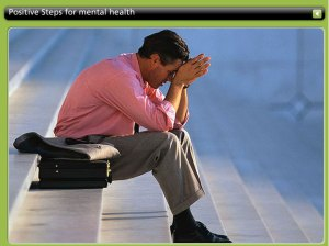 Link to a slideshow - Positive Steps to Mental Health