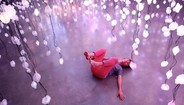 Pipilotti Rist blurs line between life and art one pixelhellip