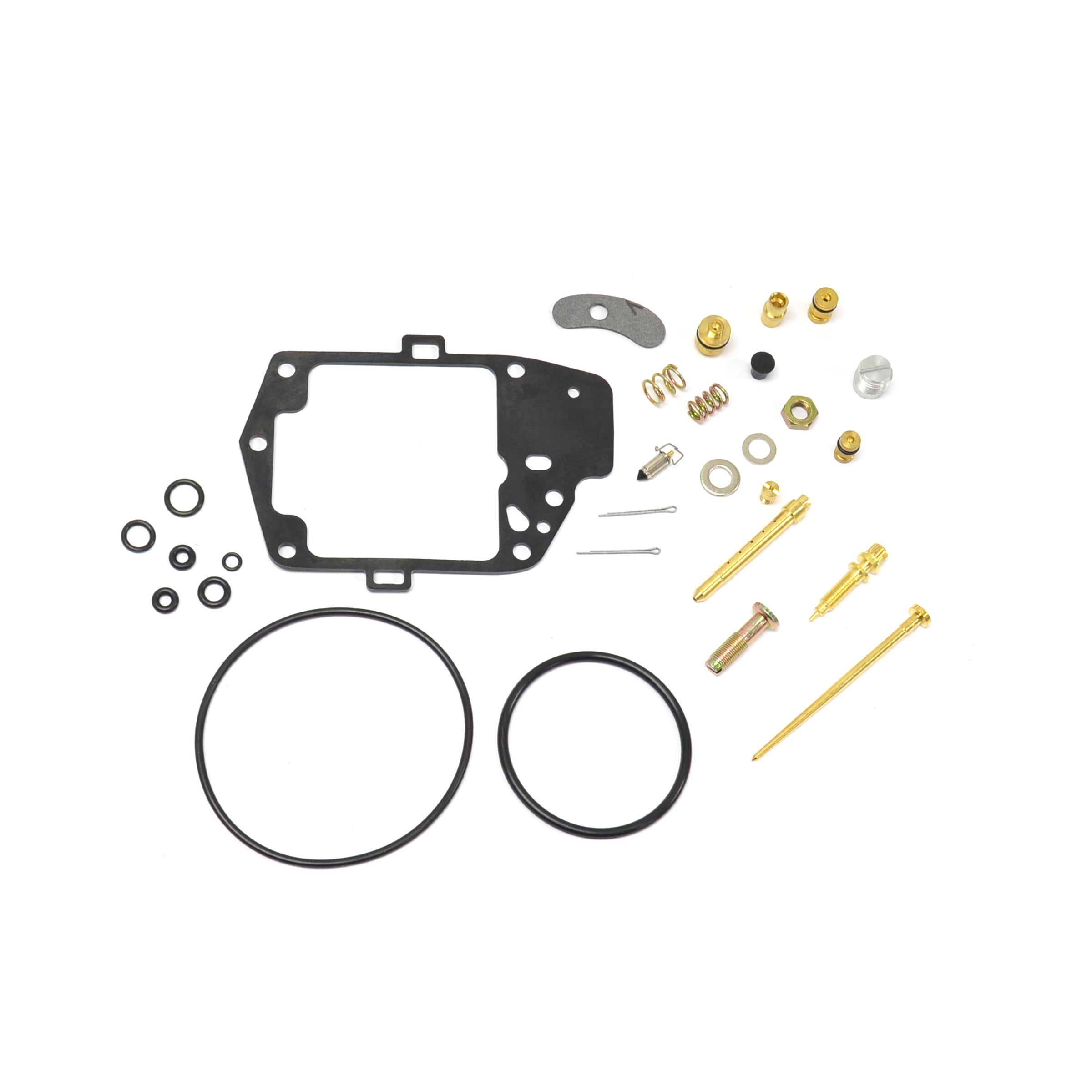 Honda Goldwing Gl Carburetor Carb Repair Rebuild Jet Seal Kit