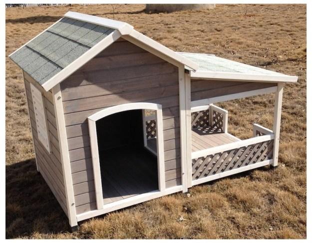 De quoi dépendent les tarifs des niches pour chien?