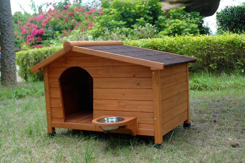pensez l 39 utilisation que vous r servez votre niche chien. Black Bedroom Furniture Sets. Home Design Ideas