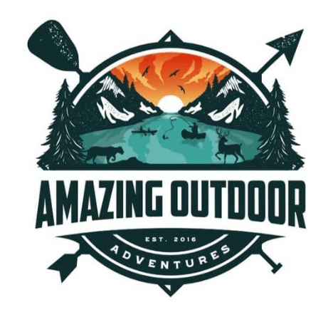 Amazing Outdoor Adventures Website Logo