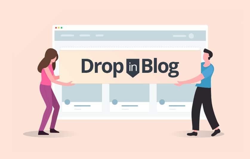 Blog in Website einbetten
