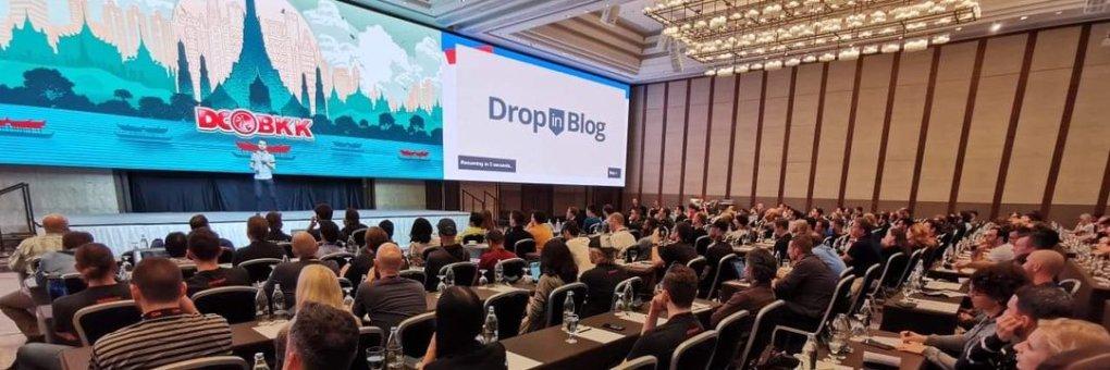 Dropinblog-Konferenz
