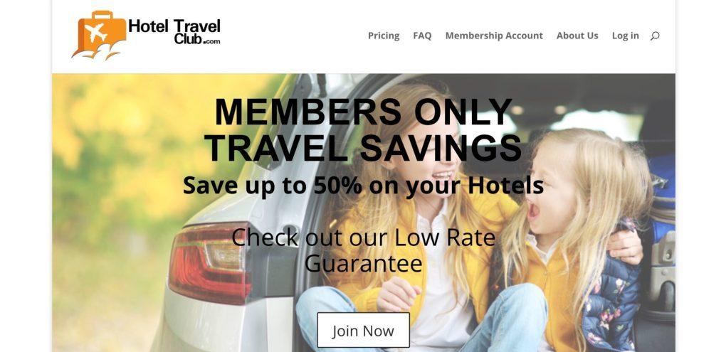 hotel travel club affiliate program