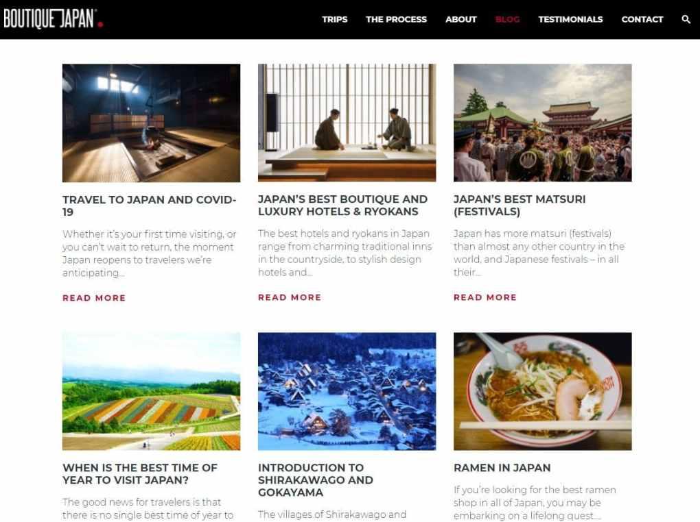 popular webblogs