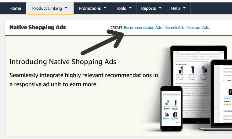 amazon affiliate link guide