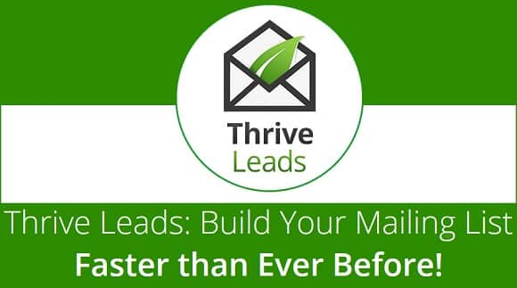 Thrive Leads - Best Email Optin Plugin For WordPress