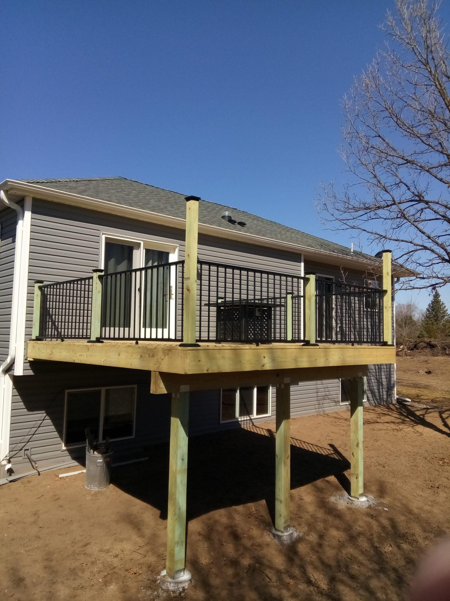 Remodeling Contractor Andover Mn Nicholas Builders Llc