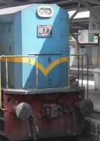 Sura Medura, Train Nichola Scrutton