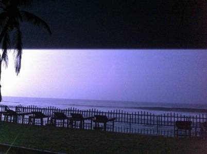 Lightening Storm Nichola Scrutton