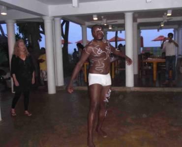 Samson Ogiamien Nichola Scrutton Moving Out