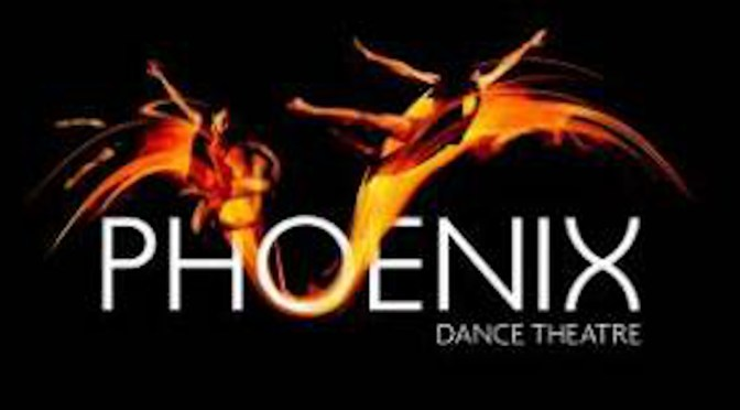 Phoenix Dance Theatre/Is there a mistake…