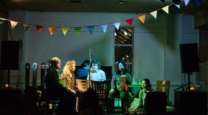 Sonic Bothy Inclusive New Music Ensemble