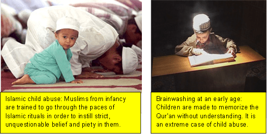 Indoctrination of the Muslim Mind
