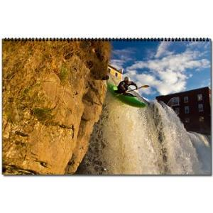 Check out the 2014 calendar I put together with photos of Northeast US paddling.