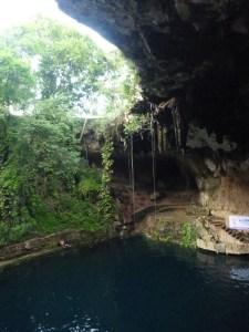 Valladolid Cenote