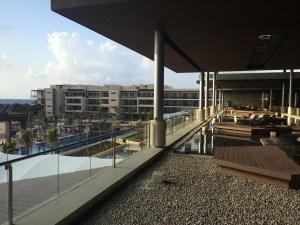 Royalton - Top Floor Welcome Area