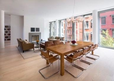 42 Crosby Street, architecture, selldorf, soho, new york city